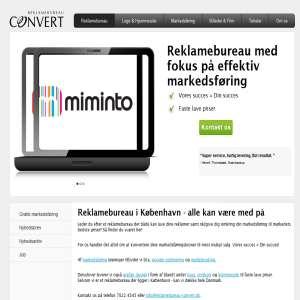 Reklamebureau Convert
