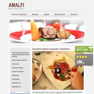 Restaurant i København med italiensk mad