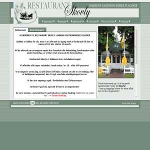 Restaurant Skovly - Dyrehavsbakken