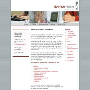 RevisorHuset registrerede revisorer a/s