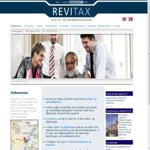 Skatterådgivning - Revitax