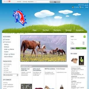 RideHusets webshop