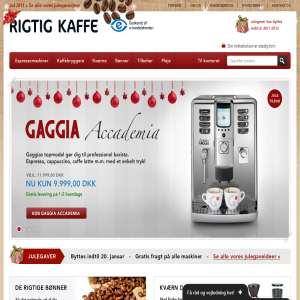 Rigtig Kaffe