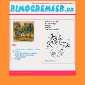 Rimogremser.dk