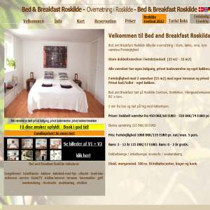 Bed and Breakfast Roskilde
