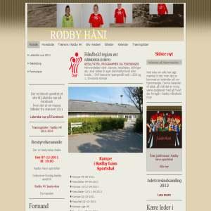 Rødby Håndbold klub - HK