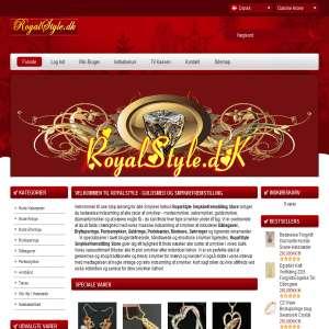 RoyalStyle er netbutikken med Dåbsgaver, Bryllupsringe, Perlesmykker