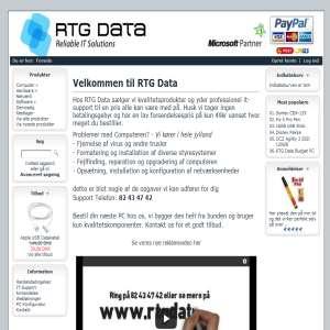 RTG Data