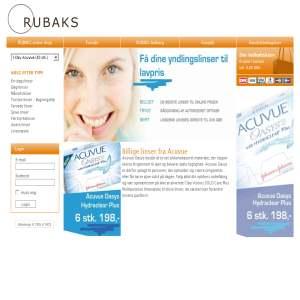 RUBAKS online shop