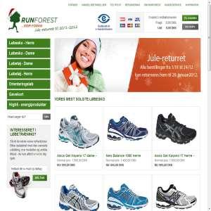RunForest - Billige løbesko