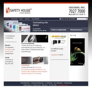 Safetyhouse.dk