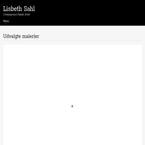 Lisbeth Sahl Billedkunst og blog