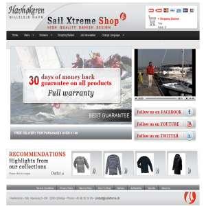 Sail Xtreme Shop