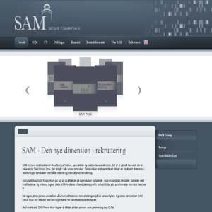 SAM Headhunting Danmark A/S