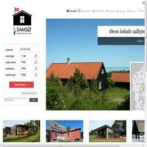 Samsø sommerhusudlejning | Sommerhuse | Fritid & Rejser | Hos Samsø feriehusudlejning, har de ...