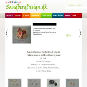 SandbergDesign.dk