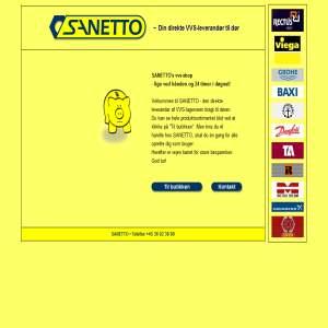 Sanetto VVS artikler