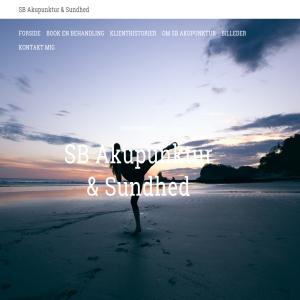 SB Akupunktur og sundhed
