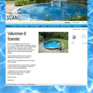 Scanotec - Swimmingpool Frederikssund