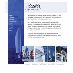 Schelde A/S - Gedigent apteringshåndværk til bådbranchen