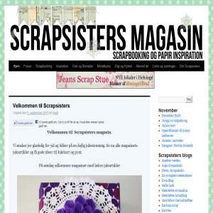 Scrapsisters