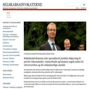 Selskabsadvokaterne.dk