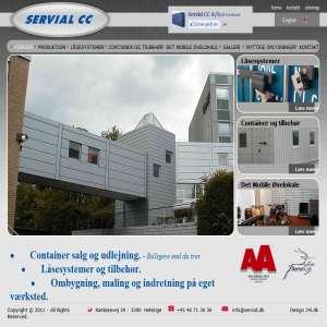 Servial CC A / S