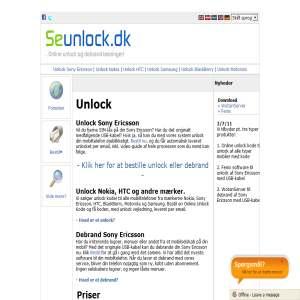 Seunlock.dk