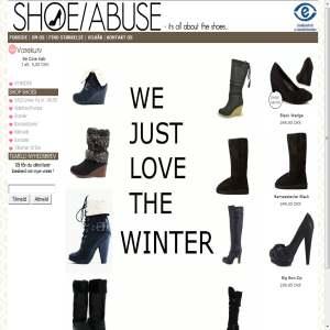 Shoeabuse.dk