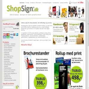 ShopSign.dk