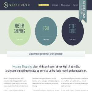 Shoptimizer - Mystery Shopping