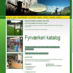 Sibiriens Specialfoder Jagt & Fritid