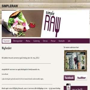 Raw Food København - Køb Rawfood hos SimpleRaw