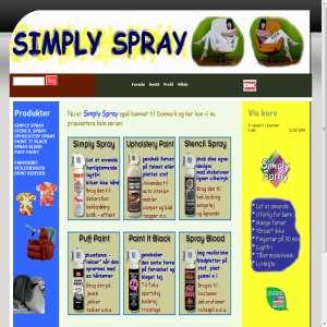 SimplySpray.dk