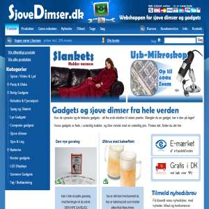 SjoveDimser.dk