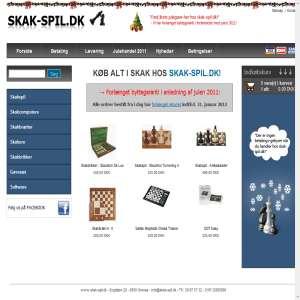 skak-spil.dk