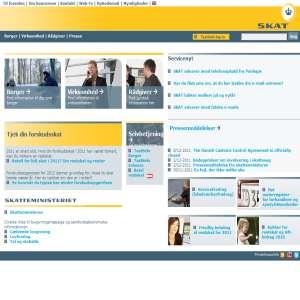 SKAT - For borger og virksomheder