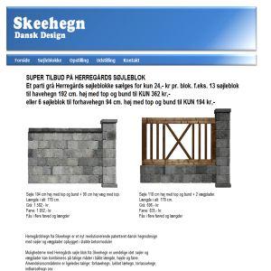Skeehegn.dk