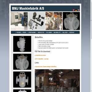 BMJ Maskinfabrik A/S