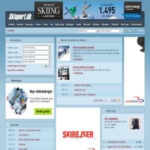 Skisport.dk