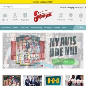 Skousen.dk - Billige hvidevarer på nettet