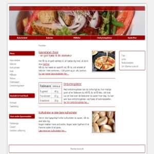 Slankekur med Excel kalorietabel