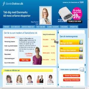 Effektiv slankekur og kostvejledning - Slankedoktor.dk