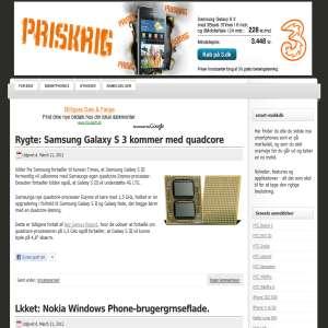 smart-mobil.dk - smartphone anmeldelser