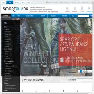 Køb herretøj hos Smartguy.dk