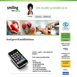 SmilingSMS