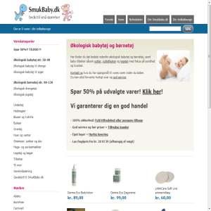 SmukBaby.dk
