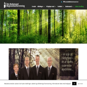 Din bedemandsforretning i Jylland og på Fyn