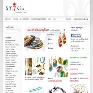 Smyks.dk - Perler og Smykker