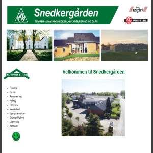 Snedkergården - håndværker i Brørup